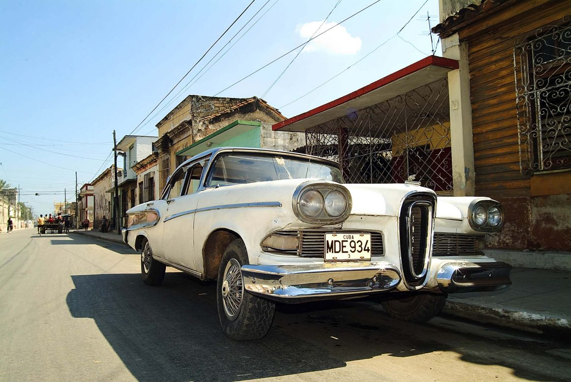 Edsel: Faces de Cuba