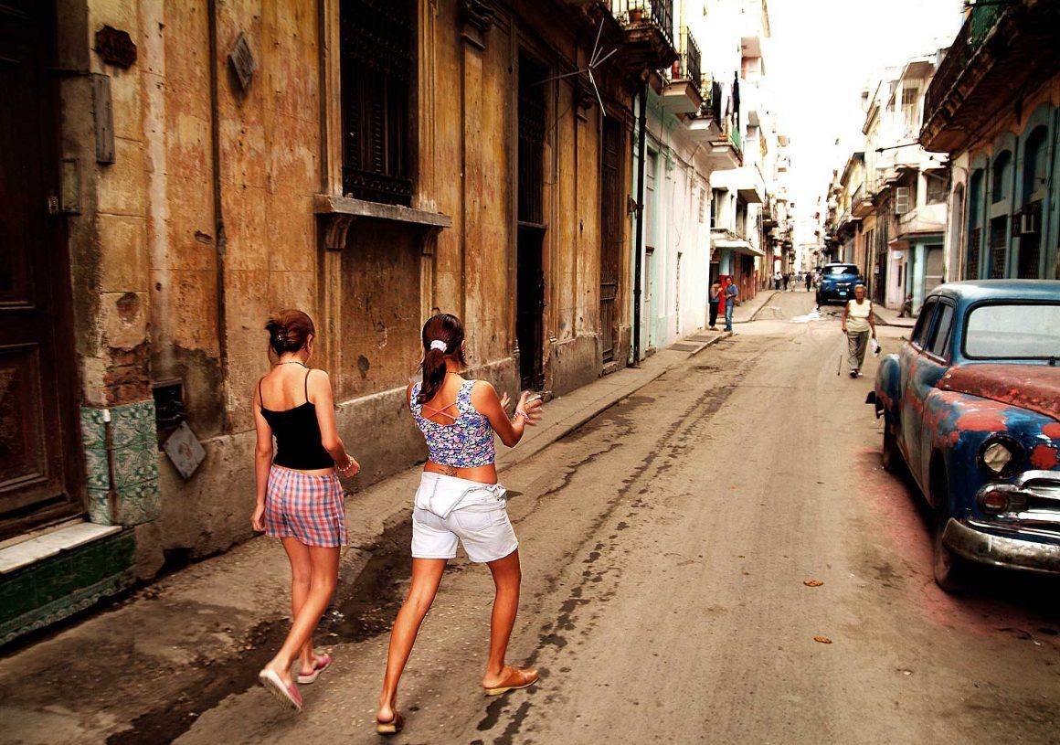 Teens in Havana: As faces de Cuba