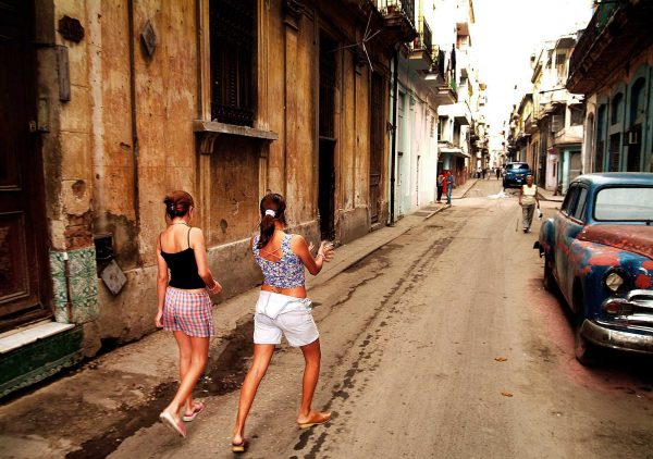 Garotas em Havana - Paulo Varella