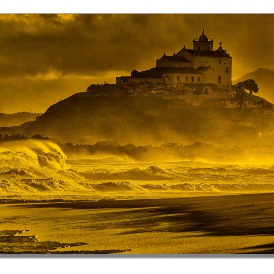 Tarde dourada - Alexandre Militao