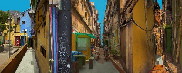 Favela 1 - Dede Fedrizzi
