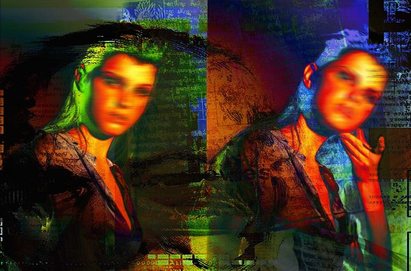 Retrato de Geisa - Paulo Varella